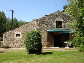 Wheelhouse converted water mill, 4 bedroomed holiday home, Vendee, France