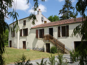 The Mill, 7 bedroomed converted water mill, with pool, South Vendee, Western Loire